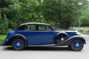 1937 Rolls-Royce Phantom III Arthur Mulliner Saloon 3BT139