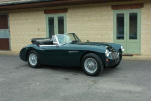 1963 AUSTIN HEALEY 3000 MK 11A