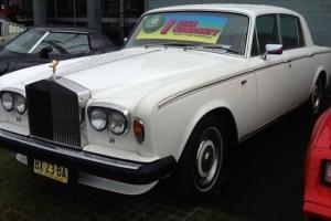 1979 Rolls Royce Silver Shadow Series II