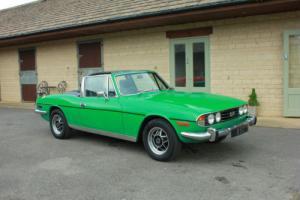 1978 TRIUMPH STAG AUTO