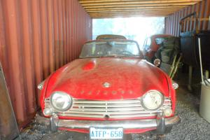 Triumph : Other Convertible straight axle
