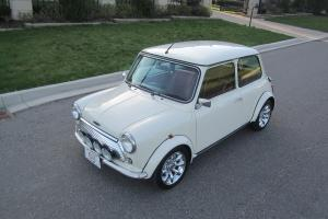 STUNNING PEPPER WHITE RED INT SPORTSPACK MINI COOPER AIR BAG COLD AC MPI AS NEW! Photo