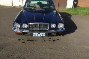 Jaguar XJ 4 2 1977 Photo