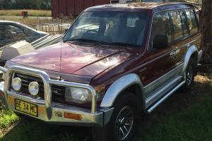 Mitsubishi Pajero 1993 in NSW