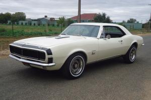1967 RS Camaro BIG Block Automatic Full NUT AND Bolt Restoration Immaculate in SA