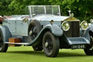 1928 Rolls-Royce Phantom 1 dual cowl tourer