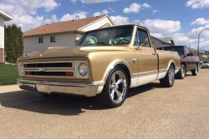Chevrolet : C-10