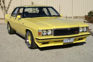 1977 HZ GTS Monaro REG RWC in VIC