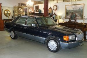 300SE 1986 Mercedes Benz W126 IN Astounding Original Condition in NSW