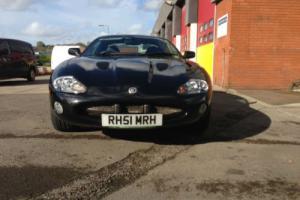 Jaguar XKR100 Limited Edition Photo