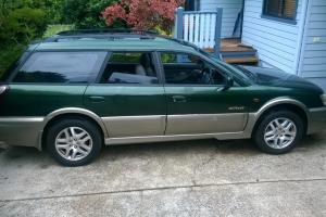 Subaru Outback Limited 2000 4D Wagon Automatic 2 5L Multi Point F INJ in NSW