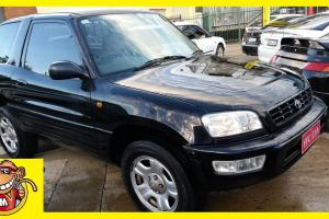Toyota RAV4 4x4 1999 2D Hard TOP Sporty Mags Cheap in NSW