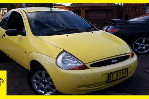 2001 Ford KA Manual FEB 2016 Rego Cheap AIR Steer Easy TO Park in NSW