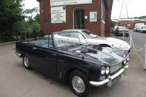 1965 Triumph Vitesse 6 Convertible 1600cc