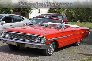 Ford : Galaxie 500XL