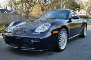 Porsche : Cayman -S model 6-speed