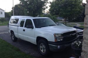 Chevrolet : Silverado 1500 King cab