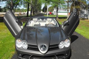 Mercedes-Benz : SL-Class SL600