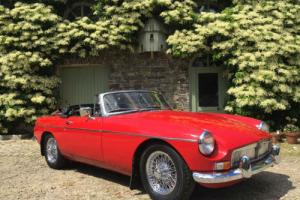 MG B / MGF B Roadster 1969 Superb Condition