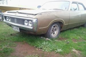 Chrysler BY Chrysler V8 HAS Rust Runs in VIC