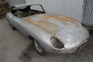 Jaguar E Type 1963 Series 1 Manual Coupe
