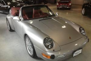 Porsche : 911 Carrera Convertible