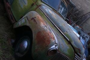 Dodge Plymouth Desoto 1941 UTE