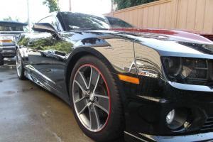 Chevrolet : Camaro supercharged