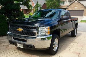 Chevrolet : Silverado 2500 LT