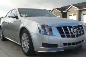 Cadillac : CTS Luxury Sedan 4-Door
