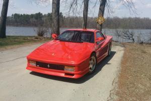 Ferrari : Testarossa Replica kit makes