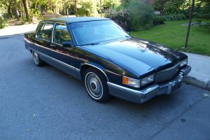 Cadillac : Fleetwood 60 Special Sedan 4-Door