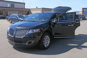 Lincoln : MKX Premium Sport Utility 4-Door