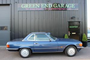 1988 MERCEDES 420 SL AUTO CONVERTABLE