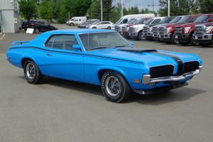 Mercury : Cougar Eliminator