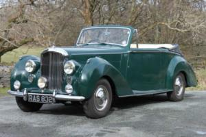 1954 Bentley R-Type Automatic 2dr Convertible B190YD Photo