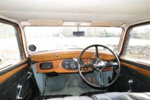 1935 Bentley 3 1/2 ltr Arthur Mulliner Sports Saloon B25EJ