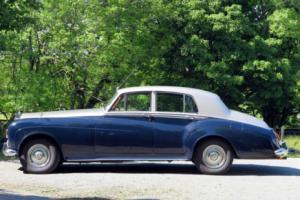 1963 Rolls-Royce Silver Cloud III SEV257 Photo
