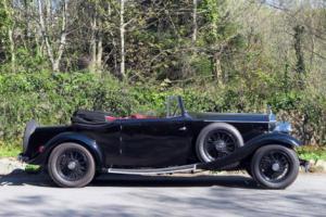1937 Rolls-Royce 25/30 3pos Drophead GRM39 Photo