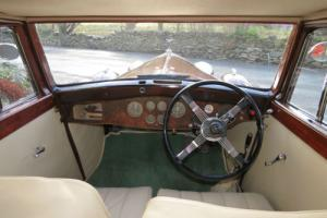 1935 Rolls-Royce Freestone & Webb Saloon GLG69