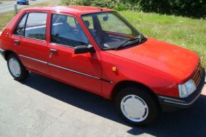 Peugeot 205 GL 1.1 5 DOOR 1991 ONE OWNER