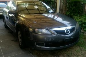 NO Reserve Mazda 6 Limited 2006 Manual 2 3L Multi Point F INJ Only 83000KS in QLD
