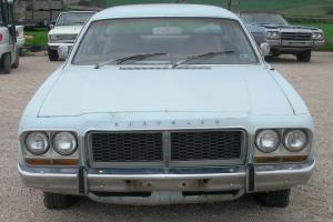 Chrysler Valiant CM Former Police CAR 318 V8 K14 Option in SA