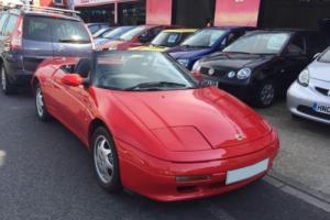 Lotus Elan SE PETROL MANUAL 1990/G