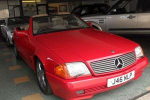 1992 Mercedes-Benz 300 SL R129 - Exemplary condition