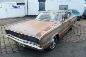 1966 DODGE CHARGER FASTBACK 318 POLY V8 AUTO