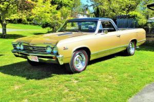 Chevrolet : El Camino DELUXE