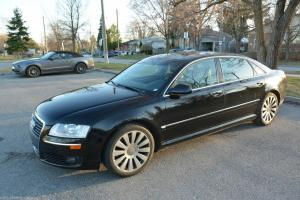 Audi : A8 2006 Audi A8 L 4.2 QUATTRO AWD black on black