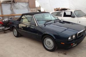 1994 Maserati Spyder Bi Turbo Project