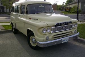 Dodge : Power Wagon Dodge Town Wagon